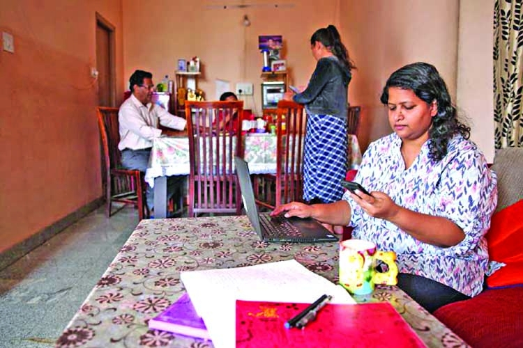 Coronavirus: No 'work from home' option for house helpers in India