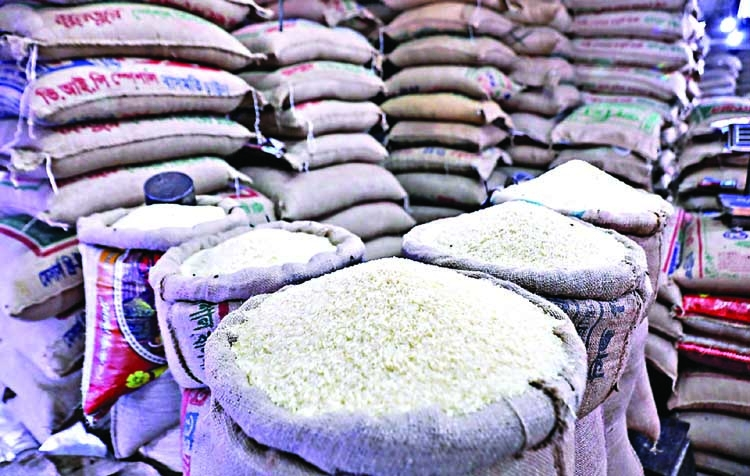 Coronavirus comes as a blessing for rice traders