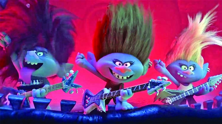 'Trolls World Tour': You will want to rock and troll