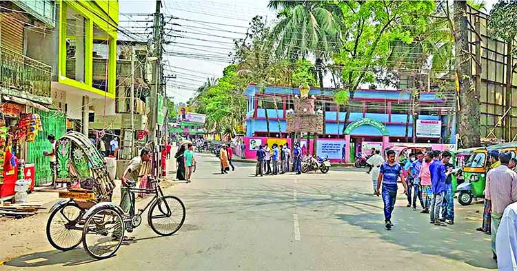6 quarantined in Bandarban