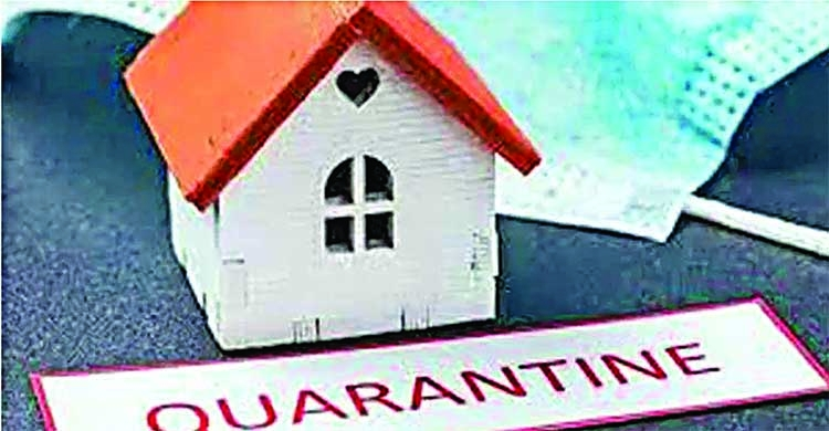 857 people quarantined in Chattogram