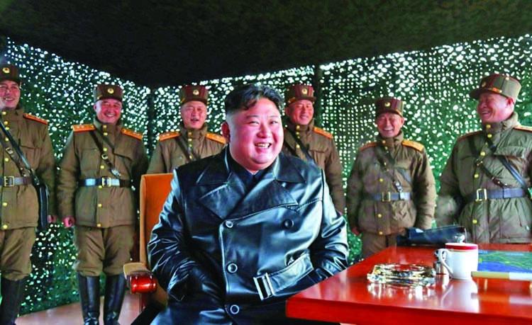 North Korea praises Trump but warns on ties