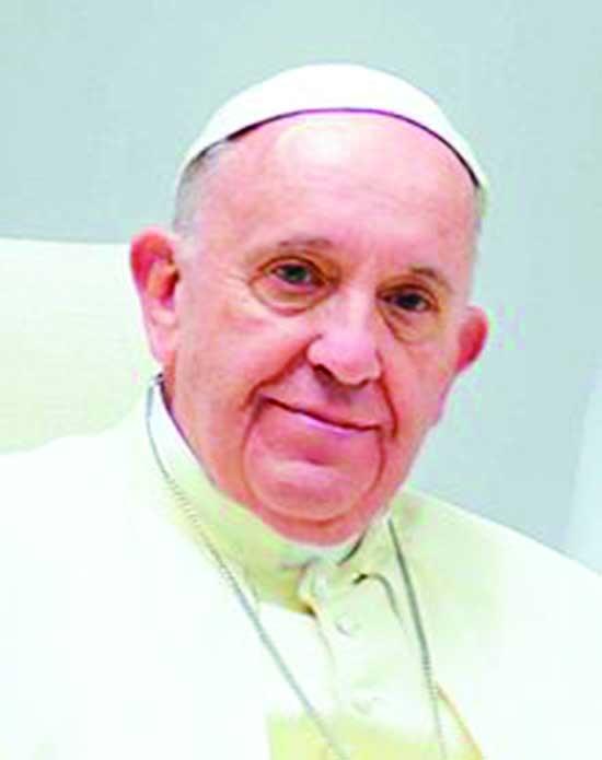 Pope calls for world prayer