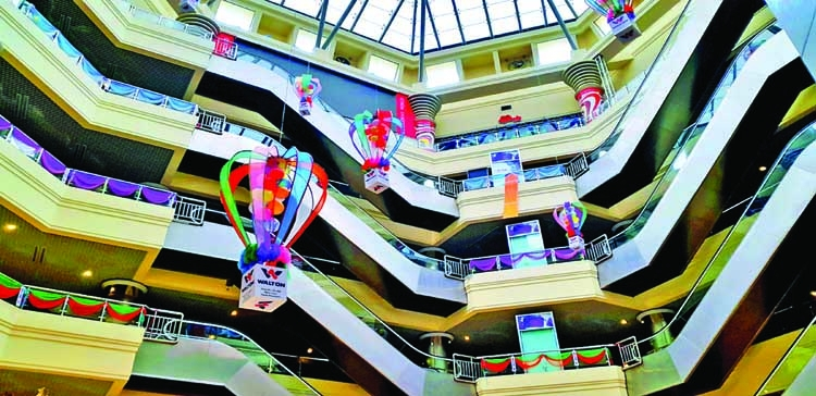 Shopping malls to shut from Mar 25