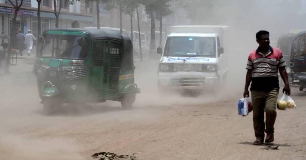 Air Quality Index: Dhaka ranks 2nd worst
