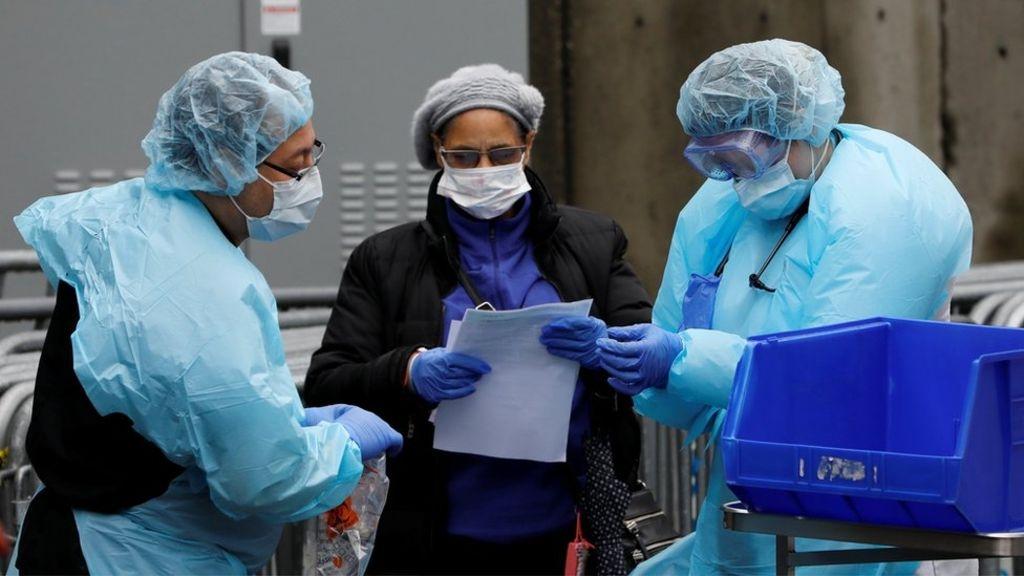 Major medical goods shortage in 10 days, NYC warns