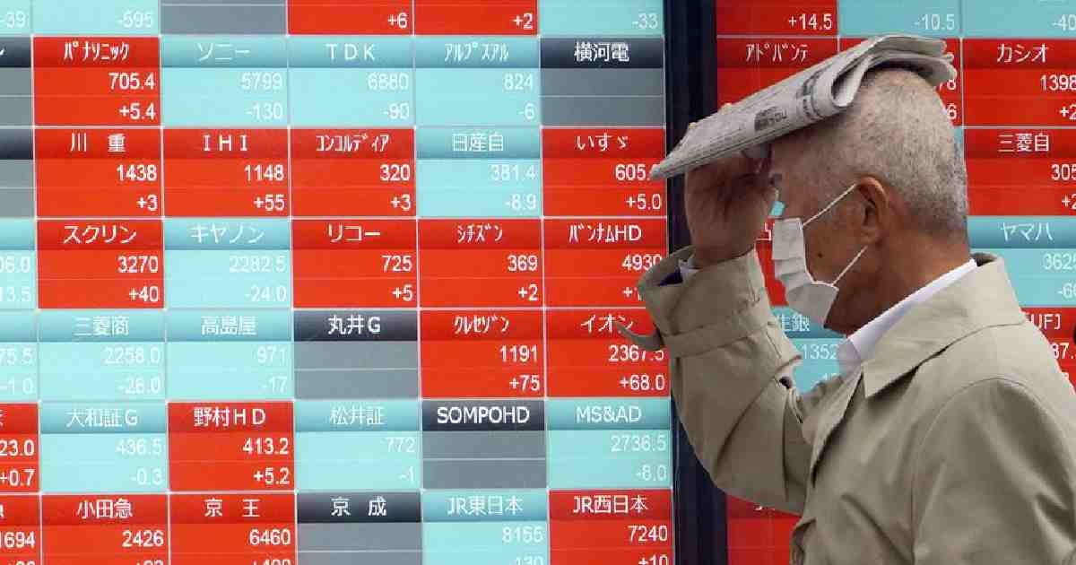 Asian shares, US futures sink as virus crisis deepens