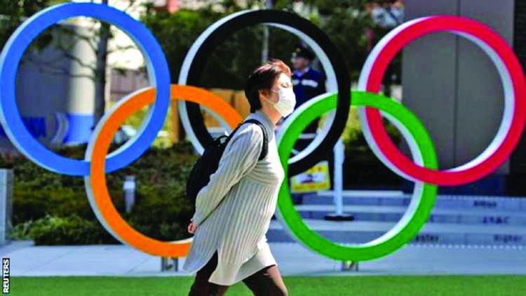 Lord Coe calls for Tokyo 2020 postponement