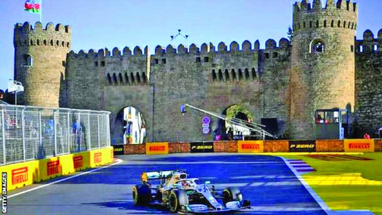 Azerbaijan Grand Prix postponed because of COVID-19