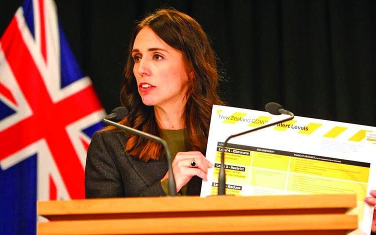 New Zealand goes on lockdown