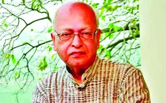 Noted educationist B K Jahangir dies