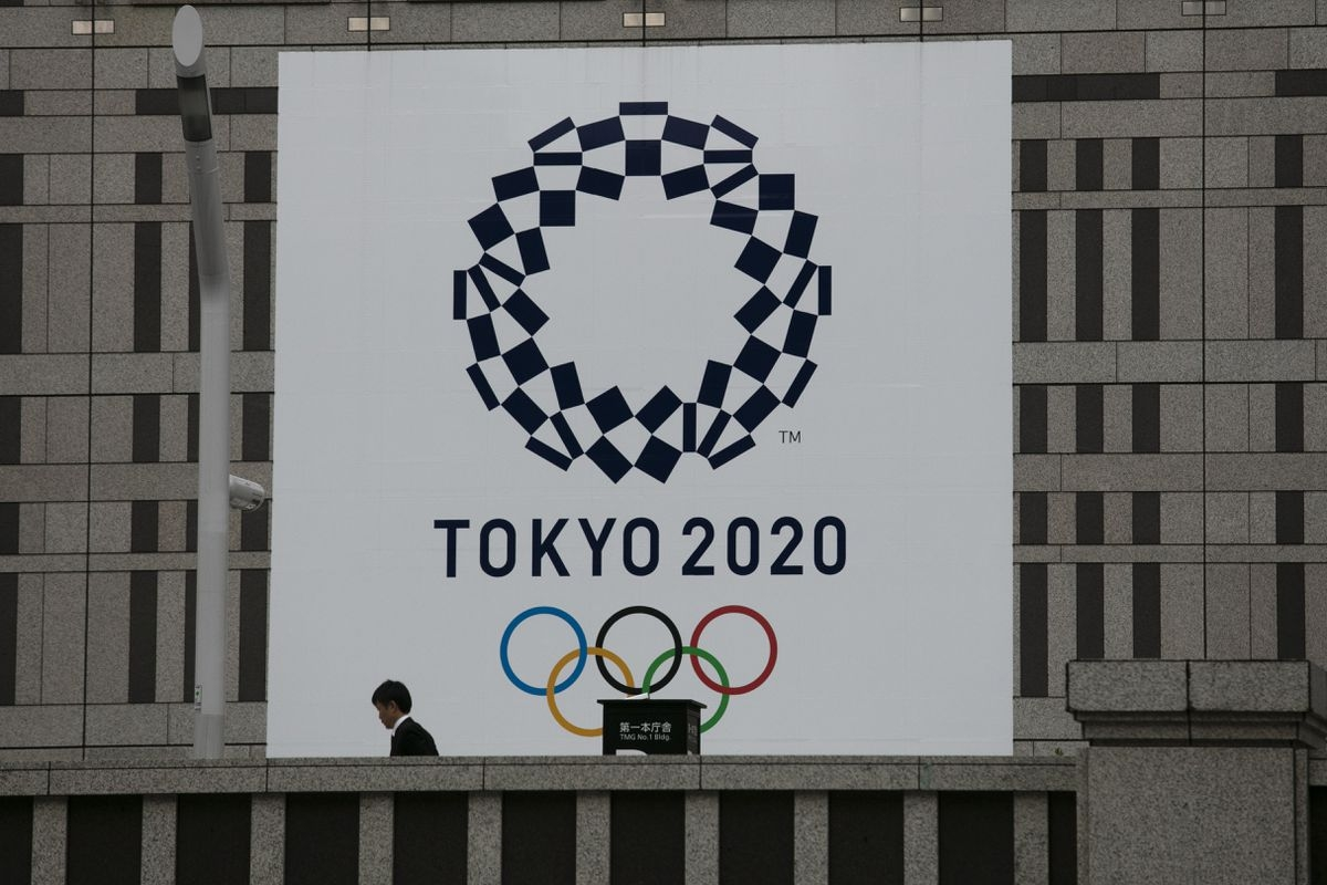 Olympics to be postponed to 2021 - Pound