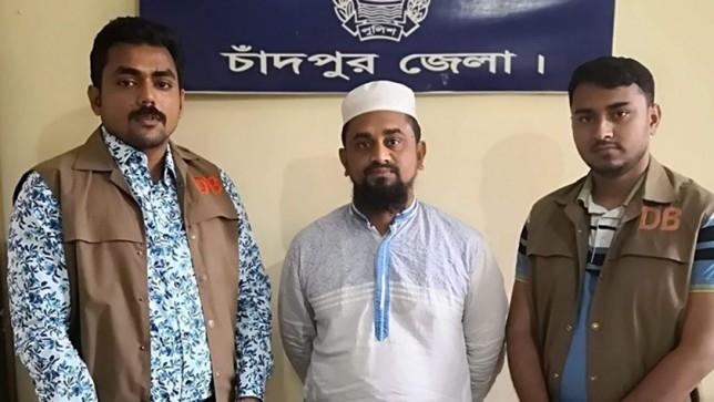 Coronavirus: One held for spreading rumour in Chandpur