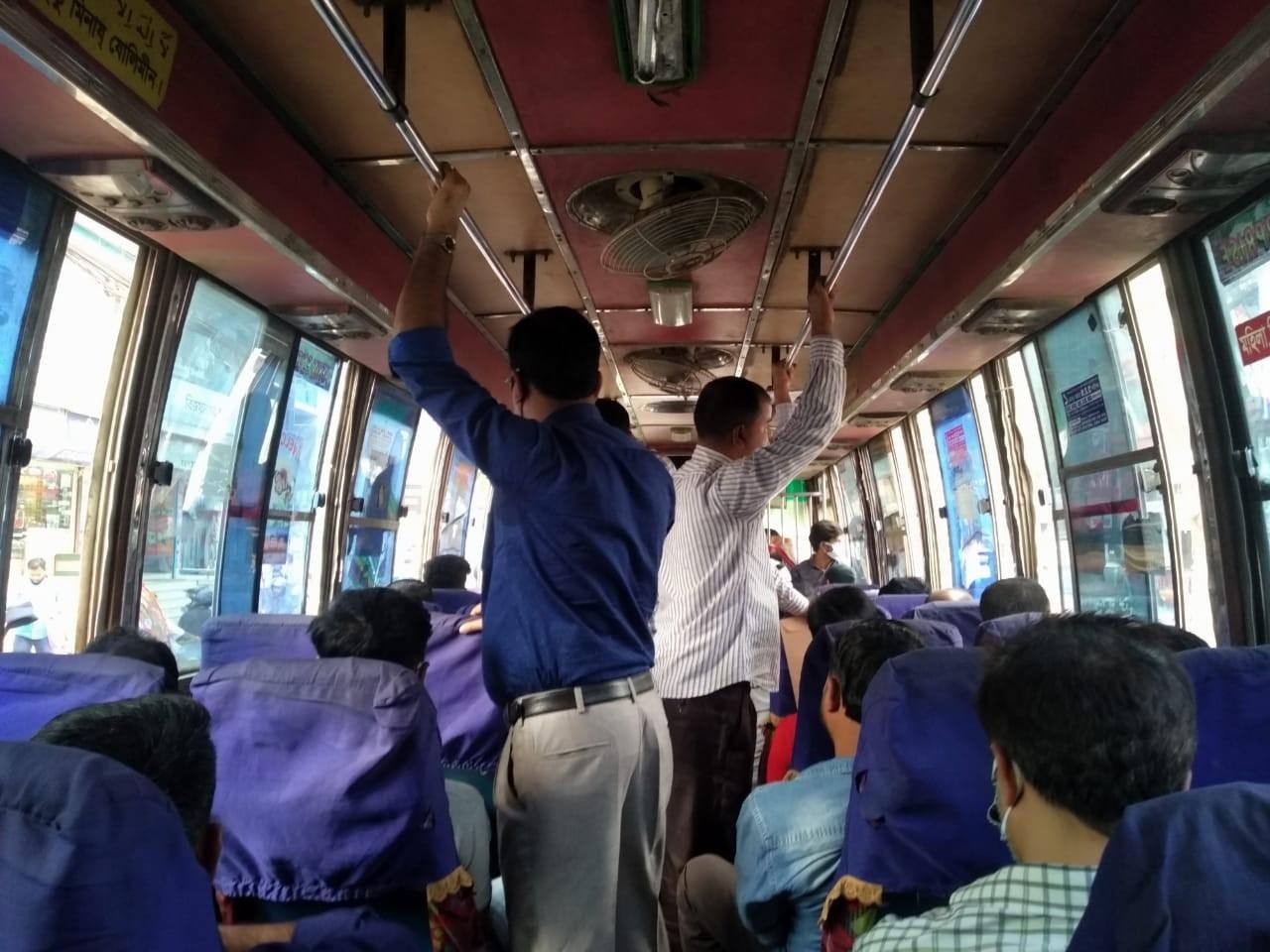 Coronavirus: Public transport to be shut from March 26