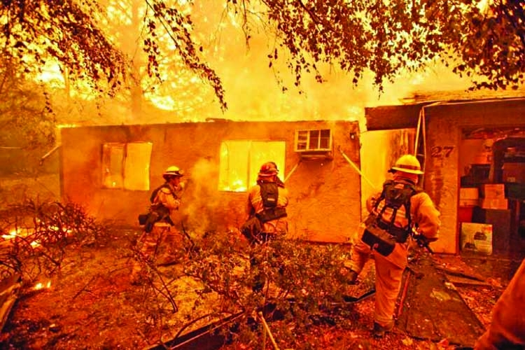 US power firm admits manslaughter over 2018 California wildfire