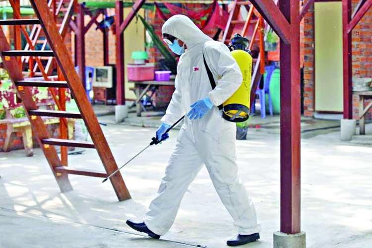 'Cambodia uses coronavirus crisis to arrest 17 critics'