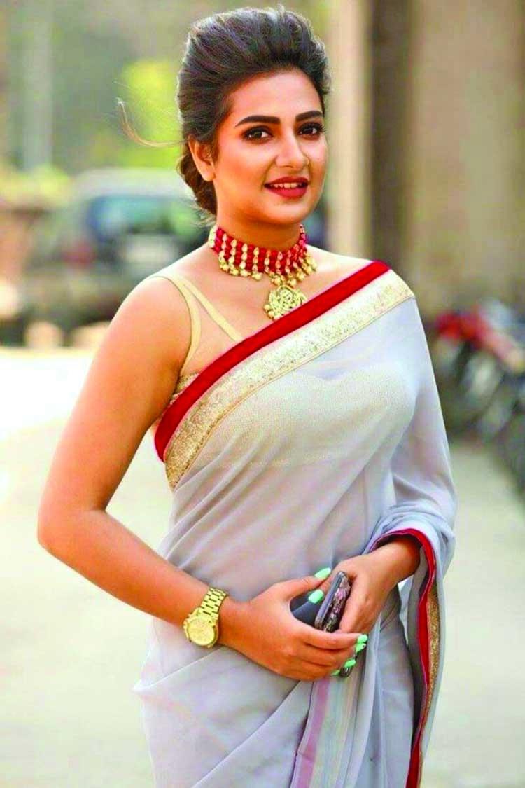 Subhashree getting chance to explore her acting