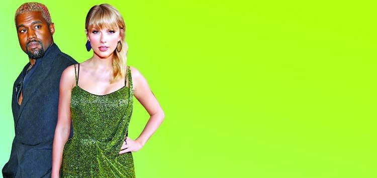 Swift, Kanye's phone call leaks