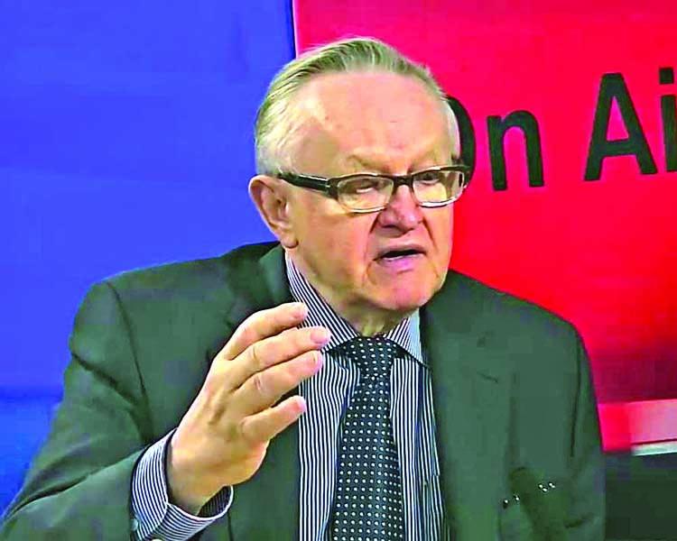 Nobel-winning peace negotiator has Covid-19