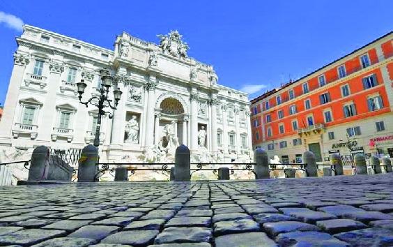 Italy coronavirus deaths rise by 743