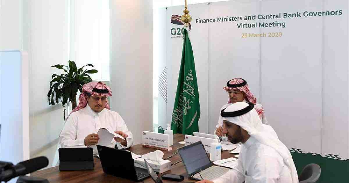 G20 finance officials mull joint plan in response to COVID-19