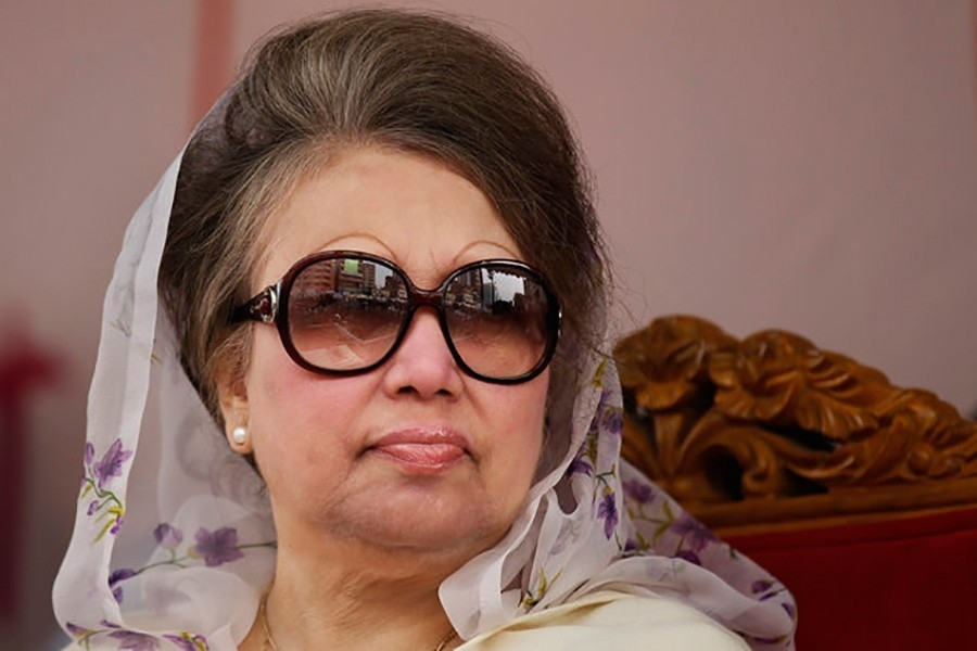 All procedures completed to free Khaleda from jail shortly: Home Minister