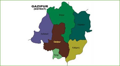 Spinning mill catches fire in Gazipur