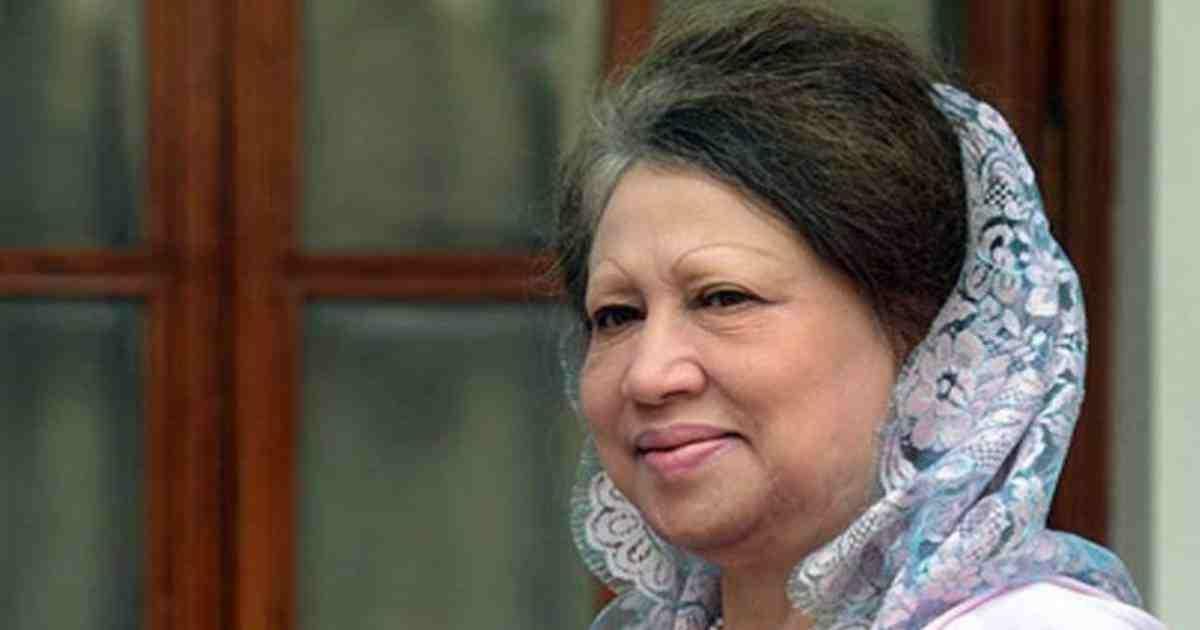 Khaleda temporarily released after over 25 months' imprisonment