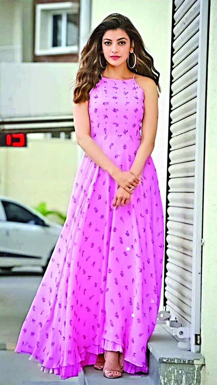 Kajal wishes to join 'Master'