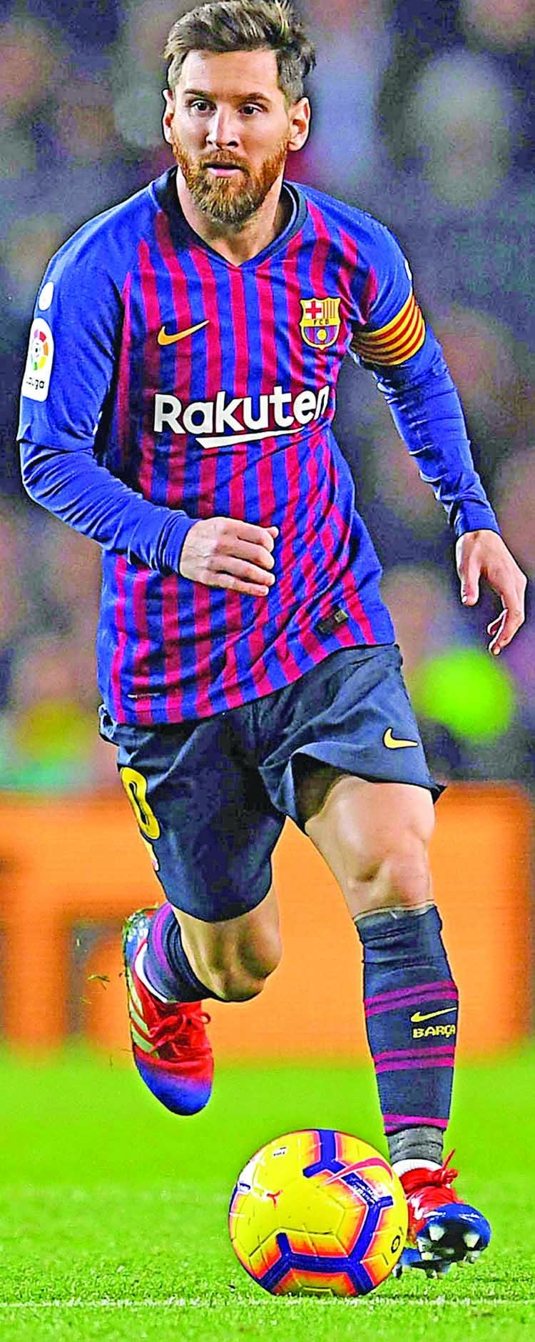 Messi, Guardiola donate 1m euros