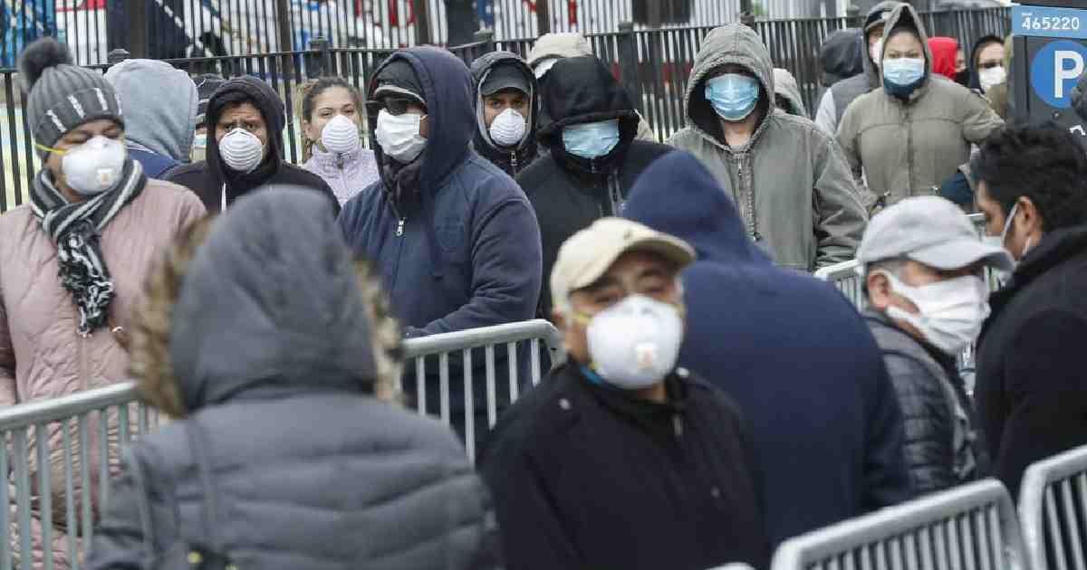 New York struggles with coronavirus, US deaths top 1,000