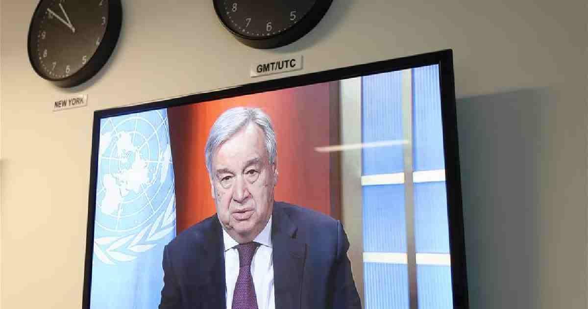 UN launches COVID-19 global humanitarian response plan