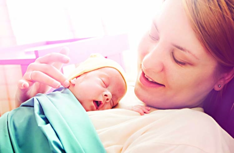 Take care of premature baby at home