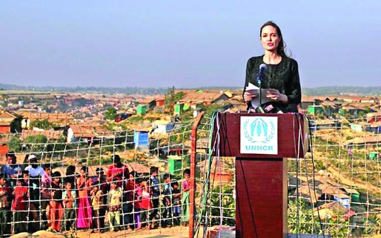 Protecting Rohingya community from Corona virus