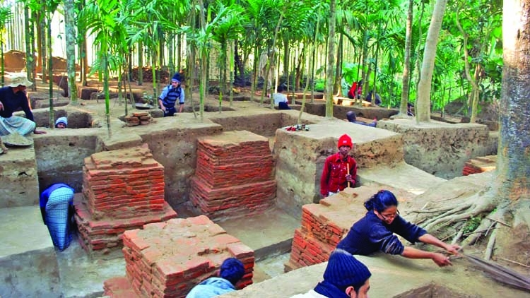 Bhitargarh: Ancient Fort city in Bangladesh