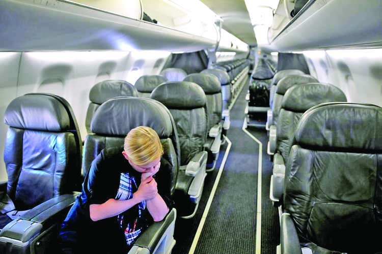 The daily woes of airlines, and the crew still working