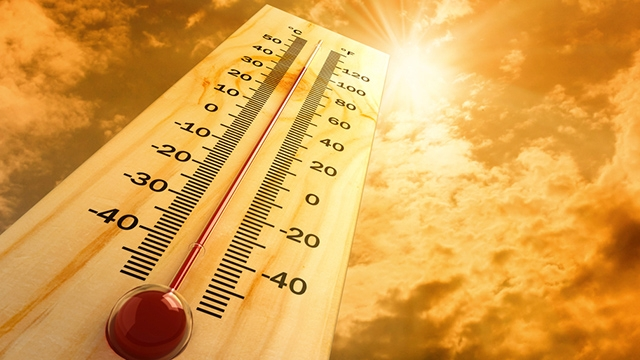 March 2020 among hottest months on record
