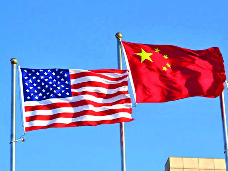 China knocks US from top spot in global patent race