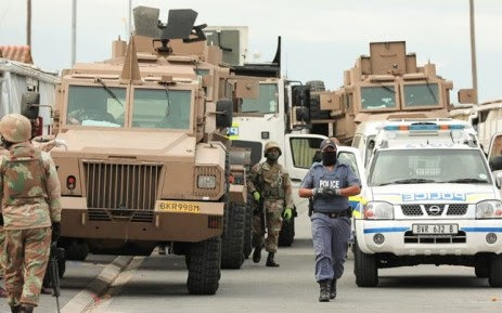 S Africa deploys 70,000 troops to enforce lockdown | The Asian Age ...