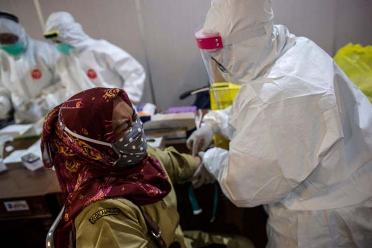 Coronavirus deaths in Indonesia pass 1,000 mark