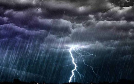 Met office predicts rain, thundershowers in parts of country