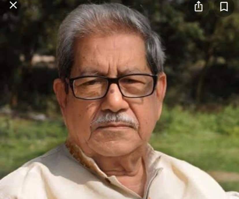 National Professor Dr Anisuzzaman passes away