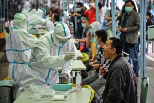 Global coronavirus death toll rises to more than 300,000: AFP tally