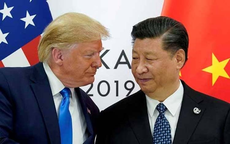 We could cut off whole relation with China: Trump