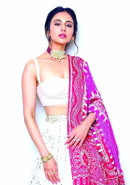 Had kept a month for two of my films: Rakul