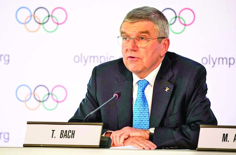 IOC sets aside $800m fund for delayed Olympics