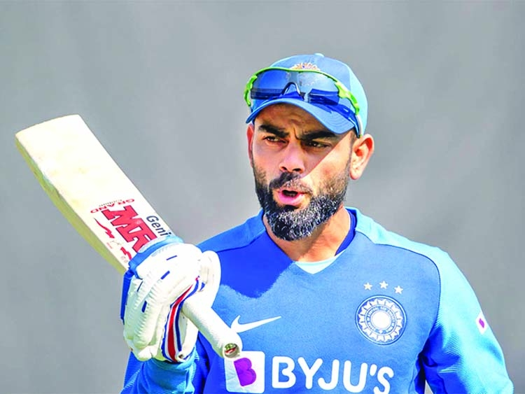 'Kohli could be stranded when India resume training'