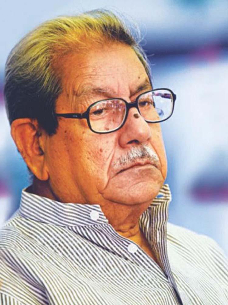 Professor Anisuzzaman: Demise of a colossal figure in Bengali literature