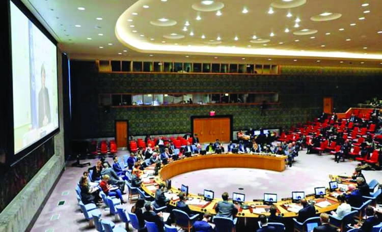 Myanmar violence denounced at Security Council