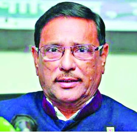 Vested quarters use social media against govt: Quader